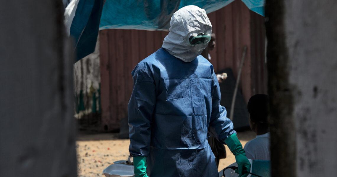 EBOLA:                         TAMING A KILLER VIRUS