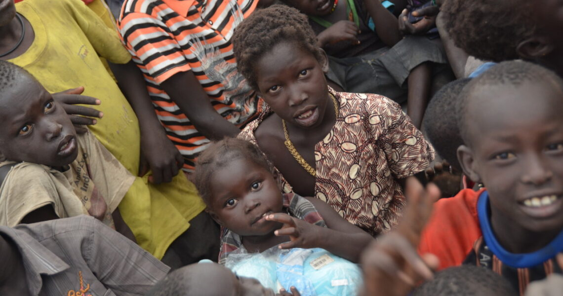 MONEY, PEACE AND CHILDREN – INSEPARABLE TO STOP A CATASTROPHE IN SOUTH SUDAN